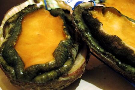 Awabi - Abalone - Ormeaux