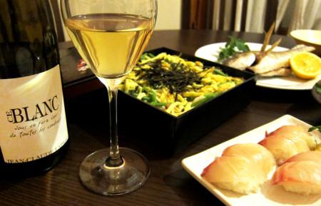 Hinamatsuri dishes