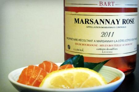 marsannay-and-salmon